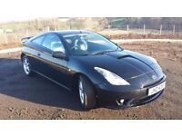 Stunning sports coupe with full years MOT