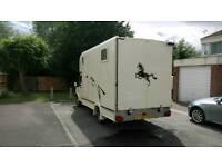 Ldv horsebox 3.5 ton,