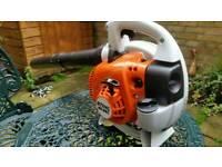 Stigl BG56c petrol blower - new unused