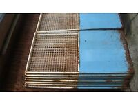 Steel Mesh Partition Panels / Walling / Cage