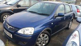 Vauxhall Corsa 1.7 DTI SXI