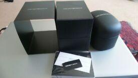 Brand new Emporio Armani Watch Box