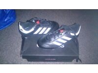 Childrens addidas football boots