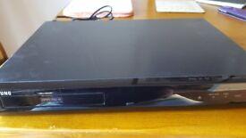 SAMSUNG HDD DVD RECORDER