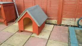 Sturdy brand new built dog house