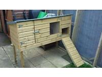 Rabbit guinea pig or chicken hutch/house
