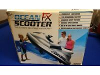 OCEAN FX scooter, the ultimate inflateable watercraft!