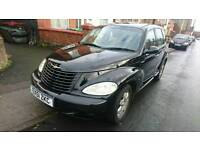 CHRYSLER PT CRUISER AUTOMATIC limited edition long MOT BARGAIN!