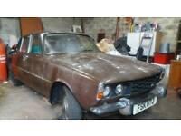 Rover 2000tc for restoration