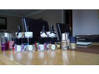Selection of high quality nail varnish