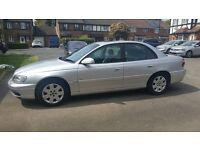 2003 Vauxhall Omega CDX V6 Auto Silver