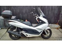 2012 Honda PCX 125cc Twist & Go Scooter