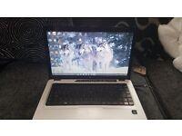 Hp g62 laptop white