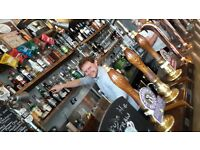 Team Members Bar & Floor. Full and Part time. £7.50 per hour plus tips and tronc. Join us now!