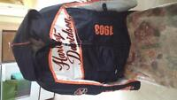 Harley Jacket With protection pads