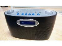 Roberts ELISE DAB/FM Digital Radio in Black