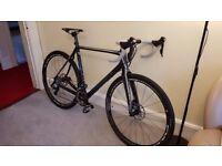 Ribble CR3 CX Cyclocross Carbon Fibre Road Bike 57cm (XL)