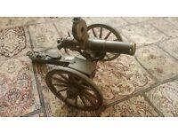 HARTFORD CONN 1883 HARTFORD CONN 1883 gatling gun model