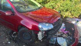 breaking mark 5 golf petrol all the parts available