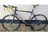Carrera TDF road bicycle for sale