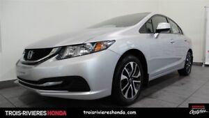 2013 Honda Civic EX mags toit ouvrant bluetooth