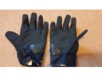 Motocycle gloves like new