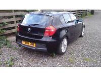 BMW 120D MSPORT 2007 63K