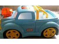 Little tikes friction car
