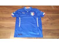 age 10 italy football top