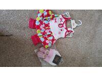 Baby converse set + dress