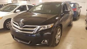 2014 Toyota Venza Limited V6 AWD CUIR + TOIT PANORAMIQUE + GPS +