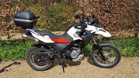 Nice and Clean BMW G650 GS