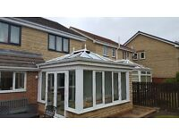 PVC Orangerie/Conservatory Windows/French Doors/Roof