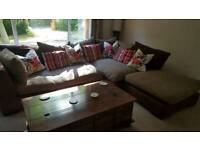 Large corner sofa £250 Offers welcome