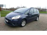 CITROEN C4 GRAND PICASSO SEMI AUTO HDI 1.6 DIESEL 7 SEATER LOW MILEAGE AUTOMATIC FULL YEAR MOT FSH
