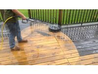 Decking and Driveway Cleaning - ANH Cleaning Services - The North East's Premier Cleaning Company