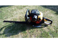 HOMELITE MIGHTY 25cc HEDGE CUTTER