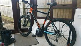 Calibre Crag mountain bike