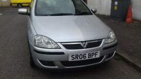 VAUXHALL CORSA 1.2 PETROL MOT TILL MARCH EXCELLENT CONDITION DRIVES REALLY WELL