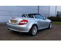 2005│Mercedes-Benz SLK 1.8 SLK200 Kompressor 2dr│HPI CLEAR│1 YEAR MOT│SERVICE HISTORY│CONVERTIBLE