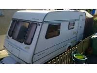 4 berth compass caravan