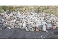 Free Stones, Bricks and Rocks