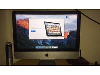 21.5inch iMac with 4k Retina display (Late 2015)