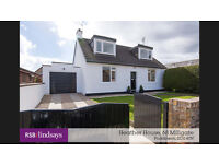 Beautiful fully refurb 4 bed detached family home-small village - great school-30 mins from Dundee