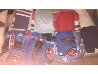 Bedding bundle for single bed boys