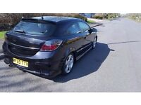 VAUXHALL ASTRA 1800 SRI XP BLACK 2009 modified project read!! perfect sports
