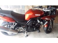 Swap Yamaha fazer 600cc
