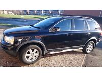 VOLVO XC90 ACTIVE AWD D5 2009 DIESEL LEATHER SPEC AND LOTS OF EXTRAS - FULL SERVICE HISTORY