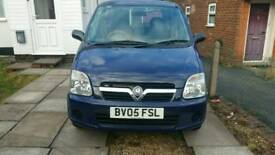 Vauxhall Agila Expression Twinport