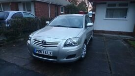 Toyota Avensis 1.8 VVT-i Colour Collection 5dr - Low millage - Full service History - New Tyre's